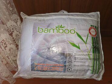 Bambo firmasi yorgan cut neferlik turkiyden gelib hec istifade