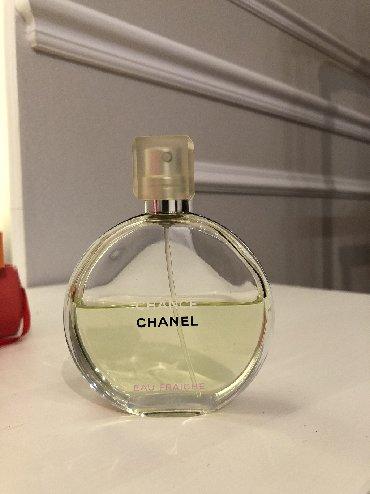 chance eau tendre в Кыргызстан: Туалетная вода Chanel Chance Eau Fraîche. ОРИГИНАЛ,покупали в Duty Fre