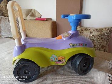 Za decu | Sremska Mitrovica: Guralica-auto za malu decu.Očuvan,ne oštećen