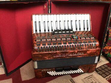 аккордеон-weltmeister в Кыргызстан: Б/у аккордеон Weltmeister