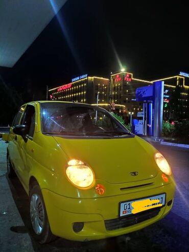 Автомобили в Бишкек: Daewoo Matiz 0.8 л. 2020 | 83000 км
