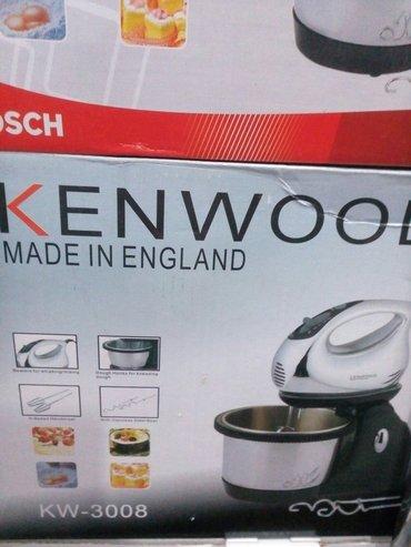 """Bakı şəhərində mikser """"Kenwood"""" tezedi,catdirma var"""