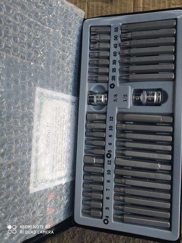 force инструменты в Кыргызстан: Набор ключей набор головок  Фирма FORCE Цена 2500