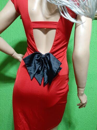 """""""Amisu""""prelepa haljina m vel,novo"""