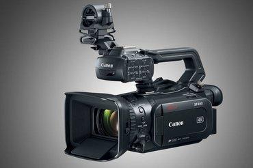 Canon XF-400 σε προσιτή τιμή με πλήρη αξεσουάρ και εγγύηση 2 ετών σε Αχαΐας
