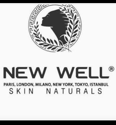 Bakı şəhərində Newwell parfum ve kosmetikalarin satiwi.satiw deyerinde ayrilan maas