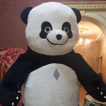 Panda sehne decor toy nisan ad gunu xina kopuk sou alov sou kagiz sou
