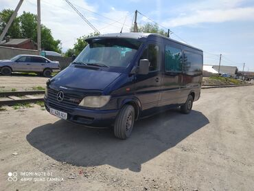 Mercedes-Benz Sprinter 2.2 л. 2001