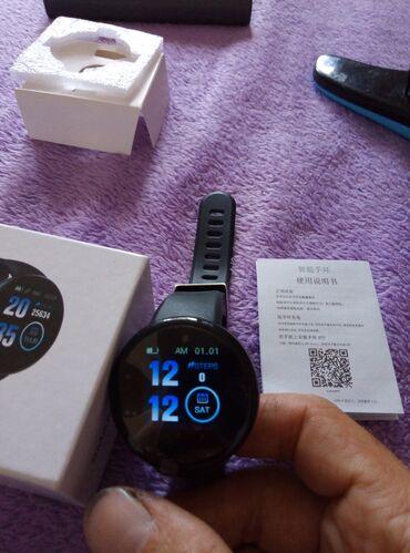 Pametni sat - Srbija: Smart sat nova pametna narukvica sat u kutiji idealna za poklon,, puni