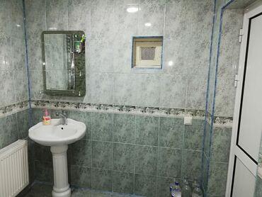 Evlər - Xırdalan: Xırdalan şəhərində 100 kv sahədə 3 otaqlı həyət evi. Daimi qaz, işıq