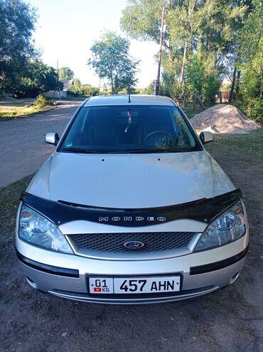 Транспорт - Раздольное: Ford Mondeo 1.8 л. 2001 | 256891 км