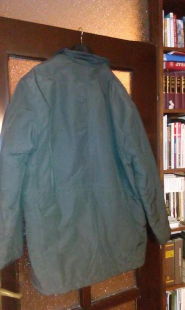 Zimska jakna iguana - Srbija: Muska zimska jakna, vel. 58. Vrlo malo nosena