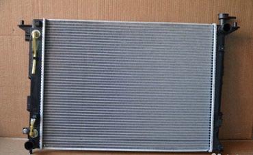 Продаю радиатор на киа спортэйж 3 в Бишкек