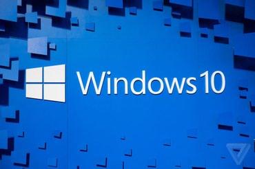 Установка Windows 7 или 10 + драйвера + MS Office в Бишкек
