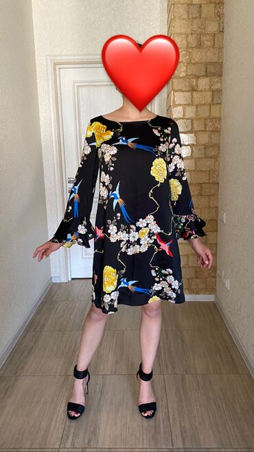 Платье фирмы Sandro ferrone, Италия. Размер 44.(S-M). Одевала один ра