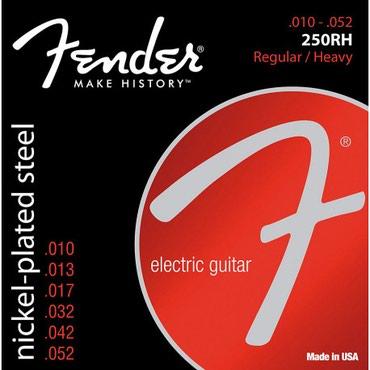 Bakı şəhərində Fender elektron gitara 1dest sim Model:250RH