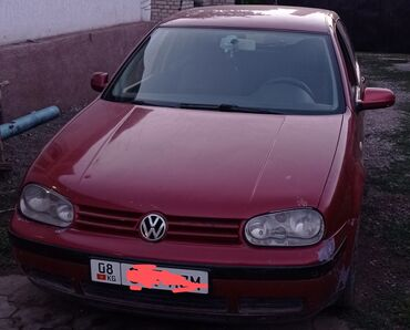 Транспорт - Полтавка: Volkswagen Golf 2 л. 1999   220000 км