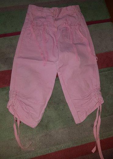 No-no pantalonice 3/4 duzina..letnje oko 2-4 godine. veci model - Belgrade