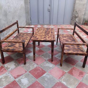 мягкая мебель - Azərbaycan: Bağ mebeli
