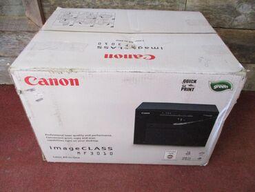 Срочно продаю принтер мфу canon 3010 3в1 Коробка есть работает