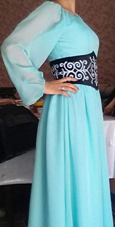 Шелковое платье. надевали один раз на в Каниш-Кия