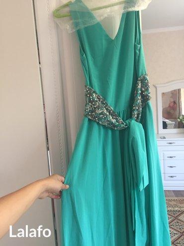Продаю платье размер S - M! 1000 сом. Одевалось 1 раз! в Бишкек