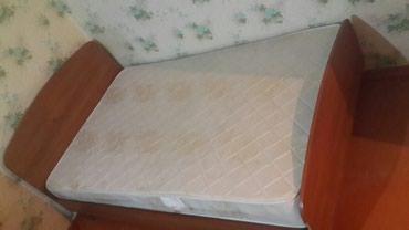 Кровать полуторка, с ортопедическим в Бишкек