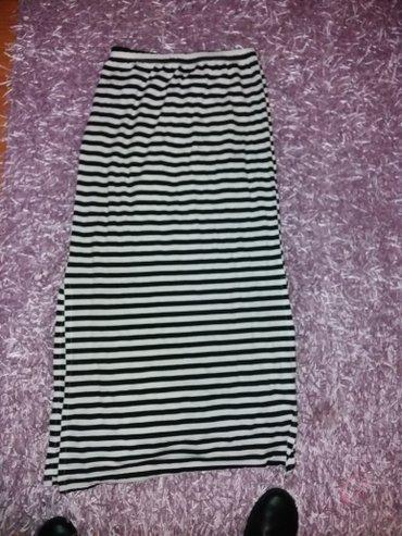 Duga pamucna suknja 🙂 - Beograd