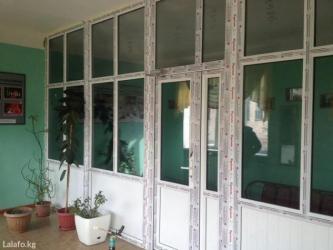 Перегородка в такси - Кыргызстан: Металлопластиковые окна двери витражи . Перегородки стеклопакеты