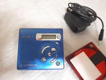 Minidisk və disk pleyerlər - Azərbaycan: Mini Disc Sony Md yaxshi veziyetde musiqiciler ucun dj ucun
