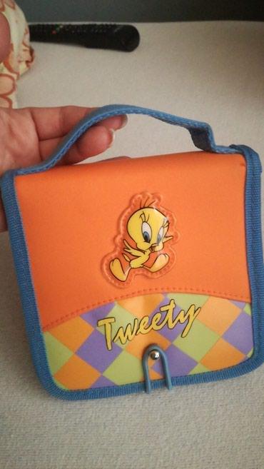 Tviti torbica - drzac za CD i DVD - Kikinda