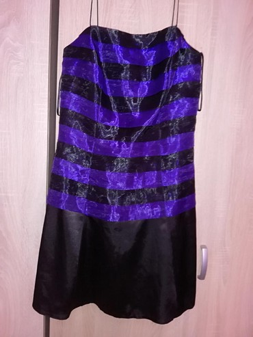 Nova haljina ljubicasto-crne boje - Kovin