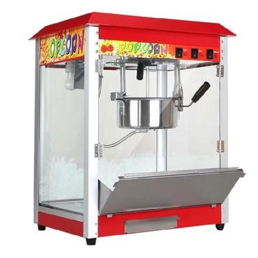 Аппарат для приготовления попкорна. Модель: OT-828Размер машины
