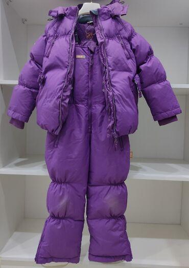 платье миди для беременных в Кыргызстан: Лыжный костюм . Куртка в идеальном состоянии, комбинезон на коленях по