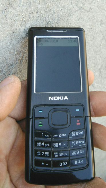 Bakı şəhərində Nokia 65oo classic