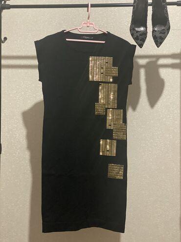 Платье из качественного трикотажа состояние отличное