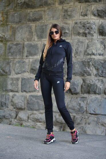 Prelepa crna Nike trenerka Velicine: M,L,XL,XXL