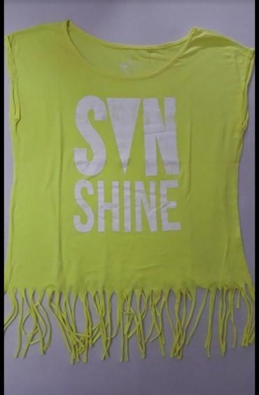 Veliki izbor zenskih majica, u odlicnom stanju! Velicine M, L, XL, XXL - Valjevo