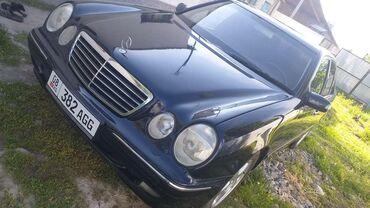 Mercedes-Benz E 320 3.2 л. 2000 | 0 км