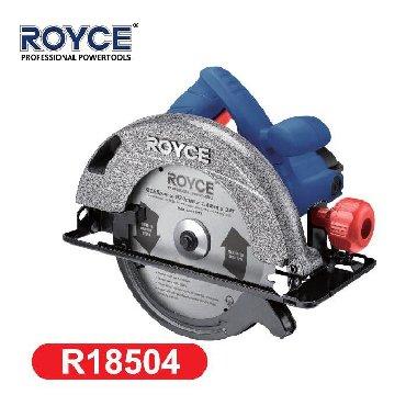 Alətlər Azərbaycanda: Royce R18504 əl makinası mişarPowerful 1650 watt motor.* Spindle lock