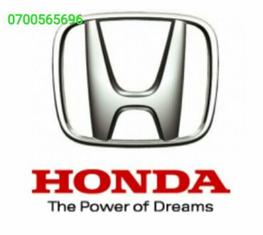 Honda ridgeline 2017 - Кыргызстан: Запчасти на хонда cl7 rd5, rd9,rg, элюзион эдикс склад