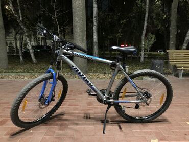 Велосипед чешской фирмы AUTHORСостояние: идеалТормоза: дисковые7