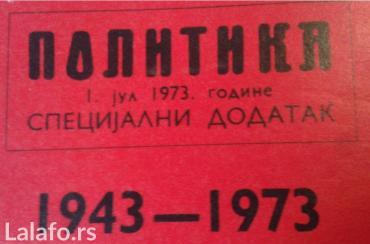 Majca 5 - Srbija: Prodajem 21-primerak raznih novina iz perioda 4. maj do 11.maj