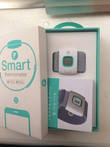 Smart thermometer (умный градусник ) удобный для мамочек для детей 3-4