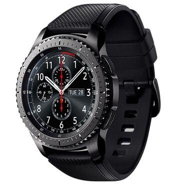 Черные Мужские Наручные часы Samsung
