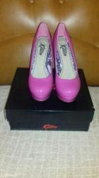 Kitten pink cipele broj 40, kao nove lično preuzimanje! - Novi Sad
