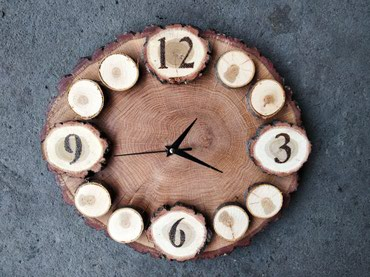 Деревянные часы!!! Здравствуйте всем в Бишкек