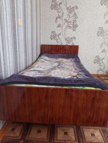 Продаю Кровать 2шт,1,5 с матрасом город Кант в Кант