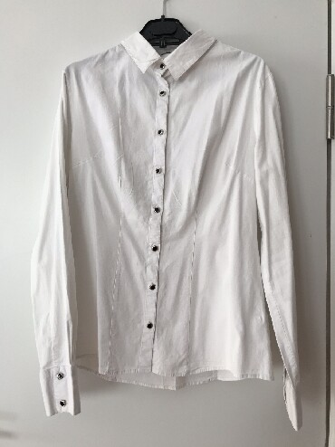 EXTERRA bela košulja. Veličina: XL. Dužina 67 cm, preko grudi 48.5 - Belgrade