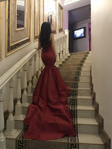 Продаю выпускное платье надевала всего раз:)
